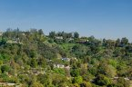 Sweeping mountain views in Bel Air