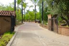 An estate to private gated house in Saratoga Estate Neighborhood
