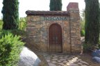 Beautiful Small building used as Toscana Sign.