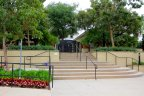 This is entrance to the community Center of Bressi Ranch Community