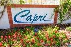 This is Capri Neighborhood Sign