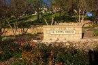 This is La Costa Green Residential Community Marquee