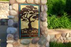 Beautiful La Costa Oaks club sign