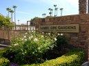 Lakeshore Gardens Senior Citizen Community Sign