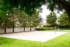 Residents enjoy access to the Park, with volleyball court a few steps away from the residential area of Eastlake Greens