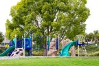 Children of the Eastlake Greens Community enjoy access to the Parks with dedicated play areas with slides and obstacle course.