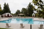 Residents come to the activity center in Eastlake Hills Neighborhood to enjoy and exercise in Eastlake Hills Pool