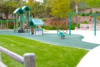 Residents have numerous children play areas throughout the residential area of Rolling Hills Ranch Community