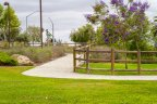 San Miguel Ranch Community Park has walking and jogging trail which passes through many scenic viewpoints.