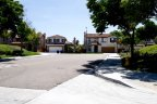 A view into the community of Sunbow in Chula Vista