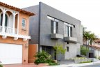 Home with industrial architectural design resides in Coronado Cays Neighborhood