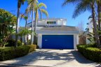 One of the well maintained houses in Beach Colony Del Mar