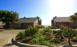 A view of private residences in Del Mar Wood community