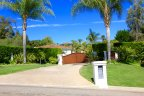 This home offers privacy and luxury known to Rancho Del Mar residence