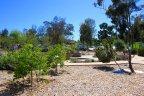 A view of a drive in Rancho Del Mar