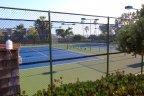 Residents of Sea Village have access to numerous Tennis courts within the community