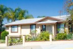 Two story House with spacious rooms and attached garage is located in Granite Hills Community