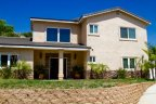 Beautiful two story home resides in peaceful rural Harbison Canyon Community in El Capon
