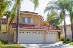 Two story home with large spacious rooms resides in Pasatiempo Neighborhood in El Cajon California