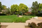 Encinitas Ranch community has walking path going through and between the residential area for residents to enjoy and utilize