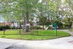 Secure Children play area in Fieldstone Neighborhood