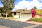 This is beautiful home on a corner lot of a peaceful Cimarron Neighborhood