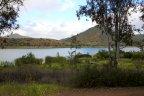 This beautiful lake sport resides in Lake Hodges California