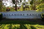 This is Sycamore Ranch Community Sign
