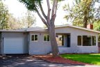 Single car garage home in Calavo Gardens in La Mesa California