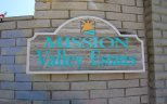 This is Mission Valley Estates Community Sign