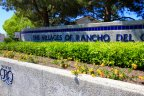 The Villages of Rancho Del Oro Roadside Marquee