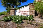 This is Sonoma Hills Community Sign