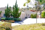 Custom Home with large spacious rooms reside in Green Valley Highlands Community in Poway California