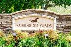 Marquee of Saddlebrook Estates in Poway California