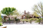 Gorgeous Villa Home with traditional Fences resides in Saddlebrook Estates