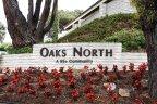 Oaks North Neighborhood Marquee in Rancho Bernardo California