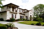 Traditional two Story home resides on large premium lot in Santa Fe Valley Community