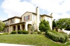 Beautiful single family home resides on a Santa Fe Valley Corner lot
