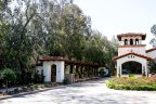 Gorgeous Fairbanks Ranch Community Entrance