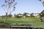 View of the golf course greens in Rancho La Cima
