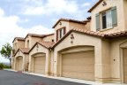 Residents of the Airoso Townhouse community enjoy two and single car garage depending on the home plan
