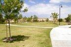 Arabella Park with fair views.