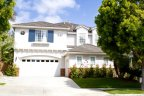 Gorgeous white home in Belmont Community San Diego California