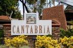 Cantabria Community sign