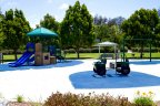 Fair view of the family park with children play area in Cantamar Neighborhood.