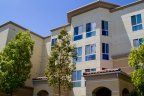 Cortina apartment building offers comfortable and peaceful living in San Diego California