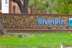 Riverrun Sign in San Diego