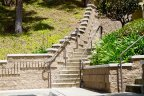 Crest at Del Mar is luxurious townhome community with great emphasis on beauty eminent from these Stairway leading to residential area.