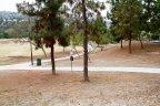 Trail at park in Del Cerro