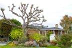 Stunning wood shake home in Fleetridge San Diego neighborhood